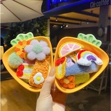 Hairpin Plush Children's Cute BB Banger Girl's Princess Baby Korean New