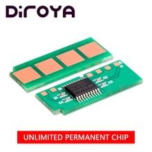 Sınırsız PC 211E PC 211EV PC 210 PC 210E PA 210 230R toner kartuşu çip için M6500 M6550 M6600 P2500 P2200 P2207 P2500W