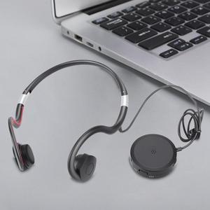 Image 5 - السمع 5V500mAh شحن سماعات توصيل العظام الصوت مكبرات الصوت السمع BN 802 كابل يو اس بي الأسود الساخن