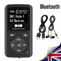 Портативный Bluetooth 4 0 радио персональный карманный FM DAB/DAB цифровой радио наушники MP3 Micro-USB DC5V мини радио для дома