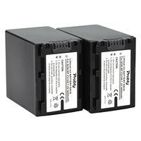 2PCS 4650mAh NP FV100 FV100 Batterien für Sony NP FV30 NP FV50 NP FV70 SX83E SX63E FREIES VERSCHIFFEN battery for sony battery sony np-fv70sony np-fv100 battery -