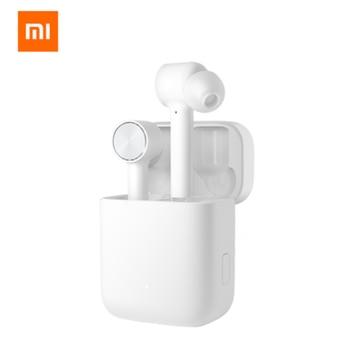 Original Xiaomi Air Bluetooth Headset Mi True Wireless Bluetoooth Earphones Airdots Stereo ANC Switch ENC Auto Pause Tap Control