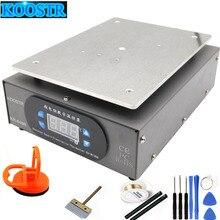 Estación de precalentamiento KR 848R placa de calefacción para teléfono móvil pantalla LCD separador precalentador digital plataforma con termostato better 946S