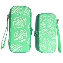 Taşınabilir çanta saklama çantası seyahat taşıma çantası hayvan geçişi nintendo anahtarı/anahtarı Lite oyun konsolu aksesuarları