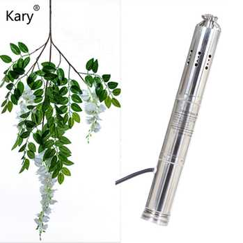 Kary 24 volt dc 30m lift solar bore pump,brushless submersible solar powered water pump, stainless steel screw pump - SALE ITEM Home Improvement