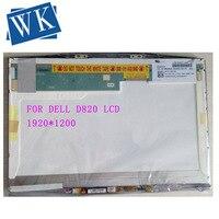 15.4 '' LTN154U2 L03 LAPTOP LCD MATRIX SCREEN FOR DELL D820 Laptop display