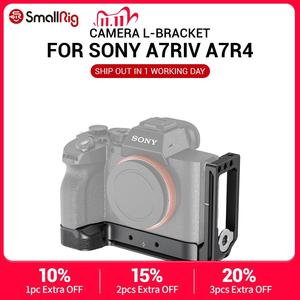 Image 1 - SmallRig A7R4  Camera L Plate L Bracket for Sony A7R IV W/ Arca compatible base plate & side plate 2417