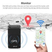 GSM GPRS Mini GPS gerçek zamanlı izci araba kamyon manyetik takip cihazı küresel bulucu izleme araçları kişi
