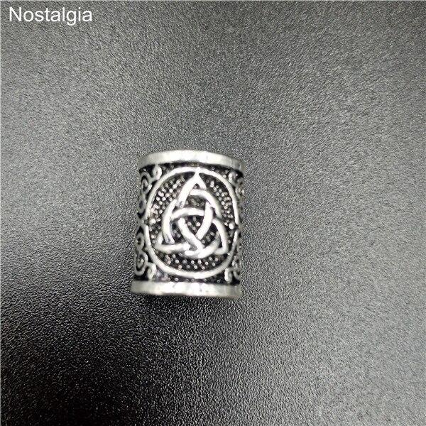 Viking-Hair-Rune-Beads-For-Jewelry-Making-Valknut-Vegvisir-Compass-Trinity-Metal-Spacer-Large-Hole-Bead.jpg_640x640 (7)