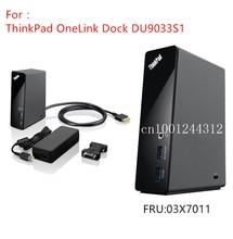 Neue Original Für Lenovo Thinkpad OneLink Dock DU9033S1 E431 E540 E440 E531 S540 S440 S431 S531 X1 Carbon Yoga 12 14 15 03X7011
