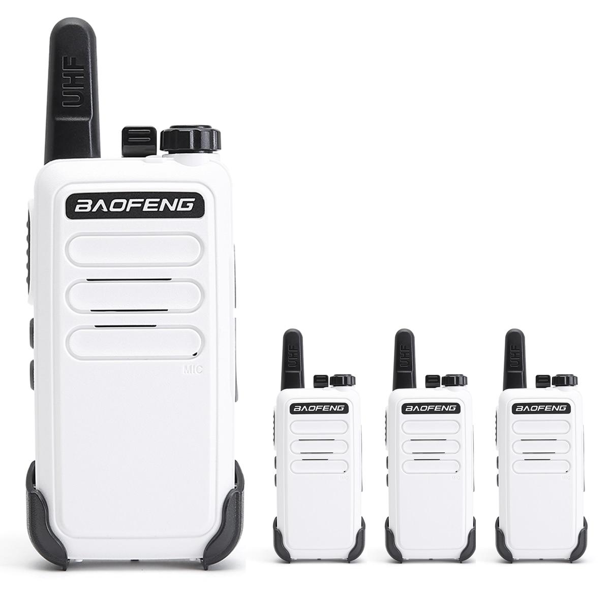 Baofeng Transceiver Walkie-Talkie VOX Two-Way-Radio Mini UHF Handheld Portable BF-C9