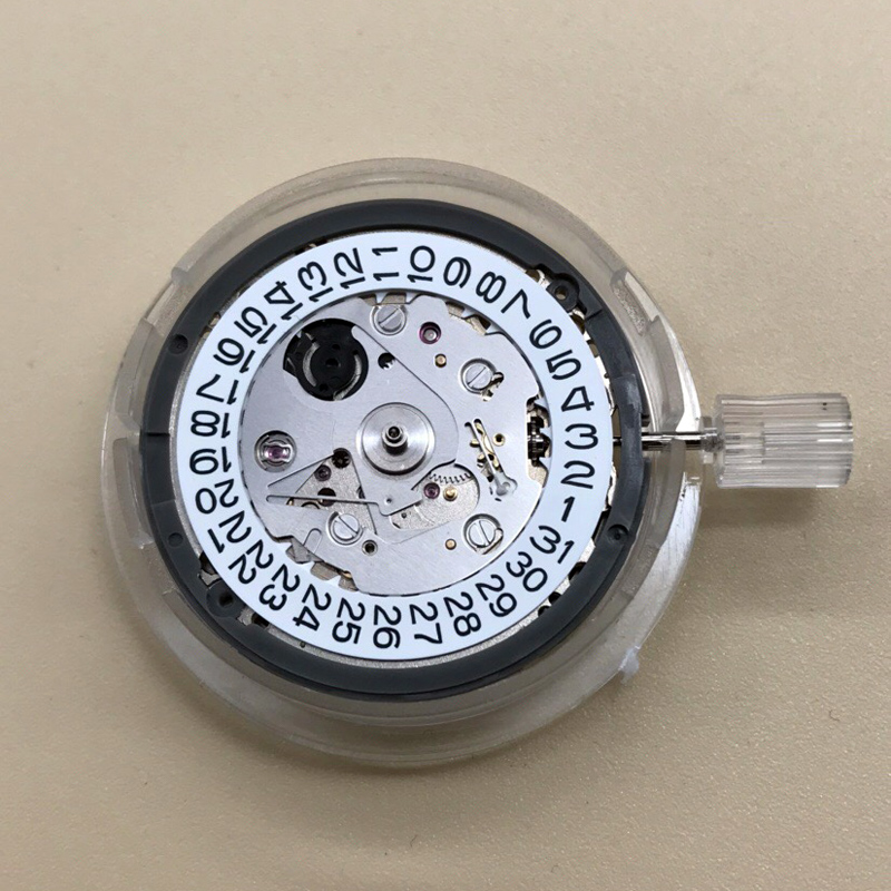 Seiko NH35 Automatic Watch Movement Brand Timepieces Parts Mechanical Watch Movement NH36 Movement Watch Replace Accessories 5