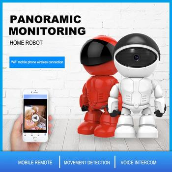 2MP Home WiFi Camera iP 1080P Infrared Night Vision Smart Zoom PTZ Camera Indoor Baby Pet Security Surveillance Pan Tilt