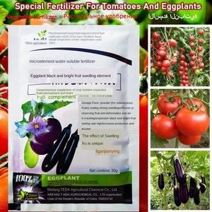 Специальное удобрение для томаты и баклажанов, овощной садовый растительный Корневище для выращивания растений, гидропонная ферма