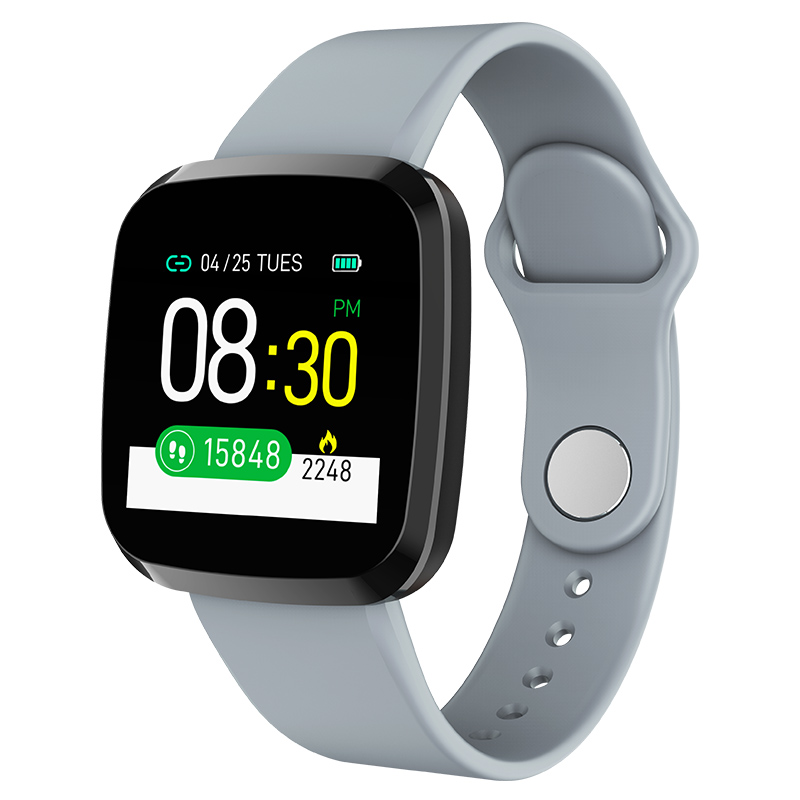 <font><b>P3</b></font> <font><b>Smart</b></font> <font><b>Watch</b></font> Men Waterproof Heart Rate Fitness Tracker Bracelet Women Clock Sports <font><b>Watch</b></font> SmartWatch for Android IOS Phone image