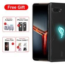 "Asus ROG Phone II ZS660KL Dual SIM Mobile Phone 12GB 1TB Snapdragon855+ 6.59""1080x2340 6000mAh 48MP NFC Android 9.0 ROG Phone 2"
