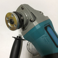 For MAKITA 18 VOLT CORDLESS BRUSHLESS ANGLE GRINDER POLISHER Fits 125mm Wheels Durable And Practical To Use|Schleifmaschinen|Werkzeug -