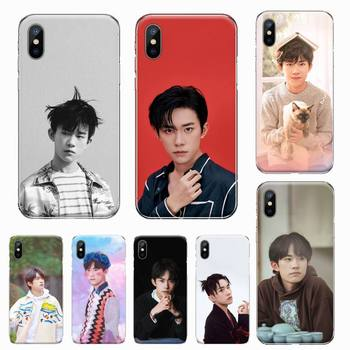 TFBOYS Jackson Yee band singer cover coque funda Phone Case For iphone 12 mini 5 5s 5c se 6 6s 7 8 plus x xs xr 11 pro max image