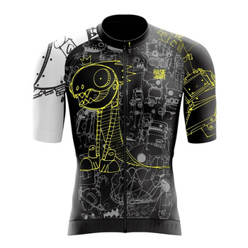 Paria-Camiseta De Manga Corta para Ciclismo, Maillot transpirable para Ciclismo De montaña...