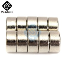 1PCS N52 Neodymium Magnet 10x5mm 10*5 mm Permanent NdFeB Small Tiny Mini Super Powerful Strongest Magnetic Round Magnet Tools(China)