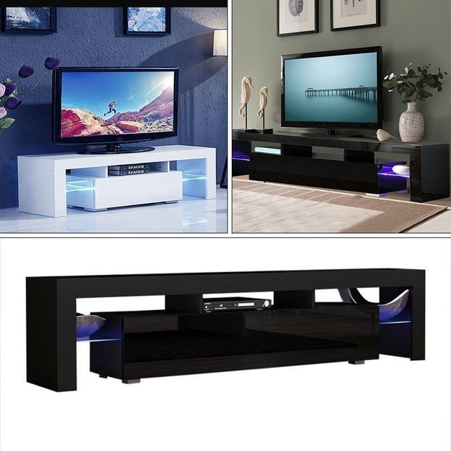 TV Stand Cabinet for  50inch Screens  4