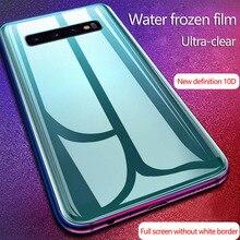 10D защитная пленка на заднюю панель для samsung Galaxy S10 5G S9 S8 Plus Защитная пленка для samsung Note 9 8(не стекло