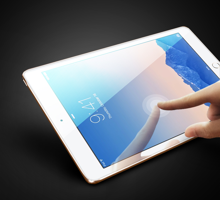 Mini Clear Screen Protector Tempered Glass Film For iPad Models 15