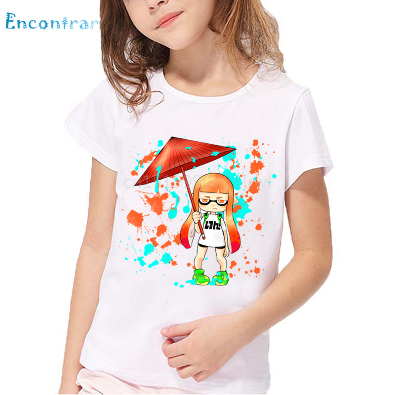 Splatoon Inkling Youth T-Shirt