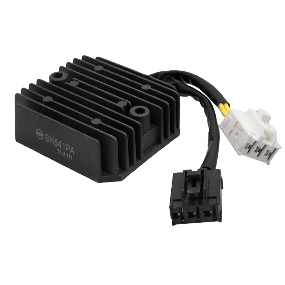 Rectifier Regulators Voltage for <font><b>Honda</b></font> UH125D 2009, <font><b>Honda</b></font> <font><b>SH125</b></font> 2005-2009, <font><b>Honda</b></font> SH150 2009-2012, PES125 (PS125/PS150)2006-2009 image