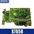Сервис обмена материнская плата для ноутбука ASUS VivoBook X705U X705UA X705UQ материнская плата