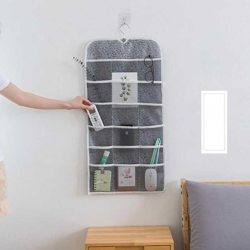 Reticulate Hängen Unterwäsche Organizer Für Schrank Schrank Lagerung Tasche Tür Wand Atmungs Bh Sonstigen Tasche Mit Aufhänger Beutel