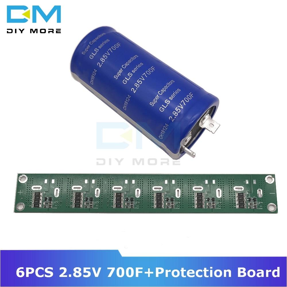 1pcs 2.5V 700F Automobile Super Farad Capacitance NEW