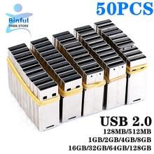 50PCS großhandel UPD Chip USB 2,0 chip 2GB 4G 8GB 16GB 32GB 64GB 128GB usb-stick memory disk flash kurze universal board Udisk DIY