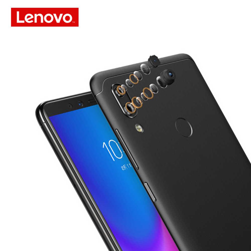 Lenovo téléphone portable K5 Pro 6GB + 64GB Smartphone Snapdragon 636 Octa Core quatre caméras 5.99 pouces 4G LTE téléphone portable 4050mAh batterie