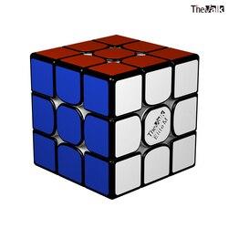 Новый оригинальный Qiyi Valk3 Elite M 3x3x3 Магнитный магический куб 3*3 Cubo Magico valk 3 3x3 скоростные кубики развивающая игрушка для детей Подарки