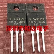 10pcs IXTP24N65X2M TO-220F 650V 8.5A