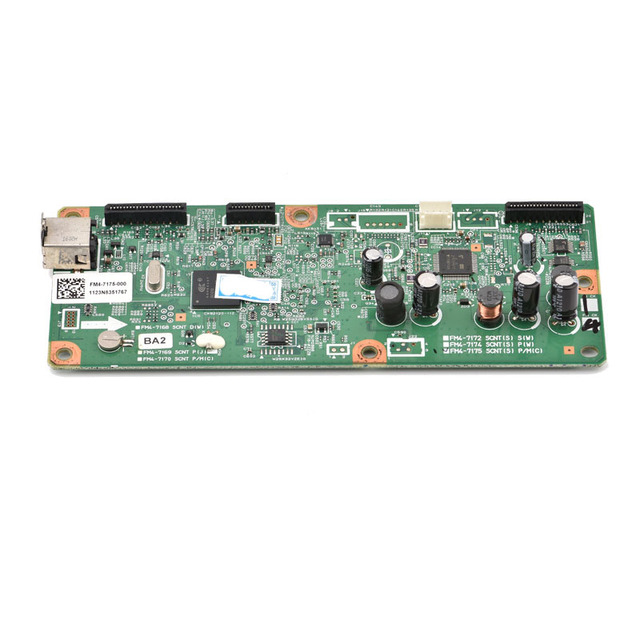 PCA ASSY Formatter Logic Main Board MainBoard For Canon MF4410 MF4412 MF 4410 4412 FM4 7175 FM4 7175 000 Printer