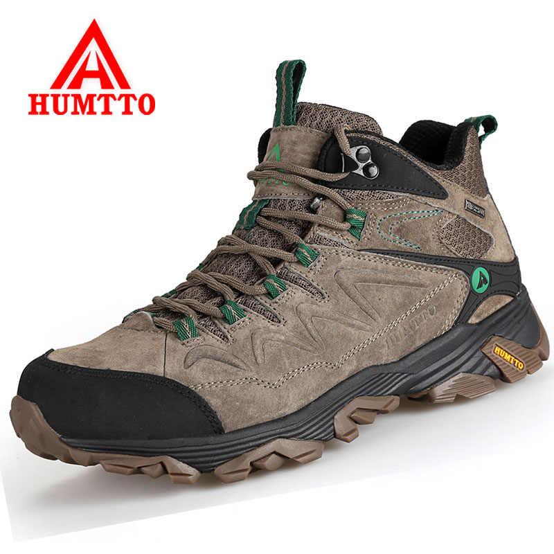 Winter Plush Warm Boots for Hiking Trekking Climbing Mens Outdoor Training Shoes