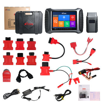 XTOOL A 80 H 6 Full System Car Diagnostic toolProgramming/Odometer Adjustment Update Via WIFI