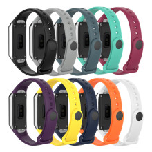 Replacement Watchband Strap for Samsung Galaxy Fit SM-R370 Smart Watch Wrist Band Buckle Bracelet