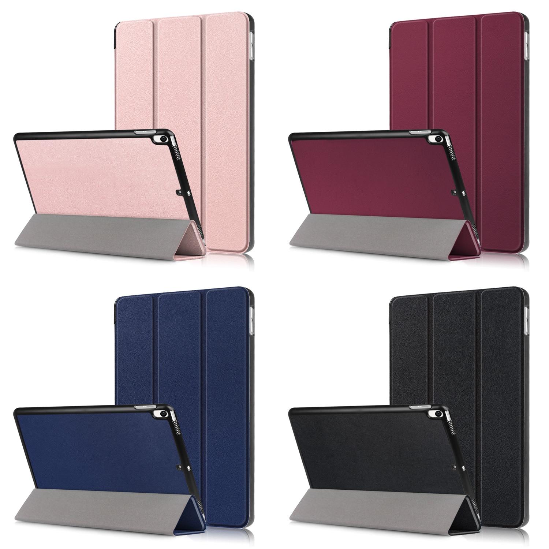 Funda protectora de cuero PU para iPad Air 3 con función de despertador automático para Apple iPad Air3 10,5 2019