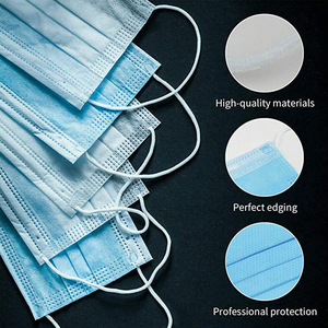 Image 5 - 50pcs/Lot Disposable Mask Protective Mask Soft & Comfortable Filter Safety Face Mask for Dust Protection