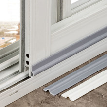 2m auto adesivo tira de vedação da janela multifuncional porta janelas weatherstrip inseto ruído vento rolha descascar
