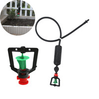 Greenhouse Watering Sprinkler Drip Irrigation Rotating Agricultural Garden Spray Atomization Micro Spray Drip Fittings|Garden Sprinklers| |  -
