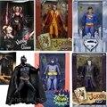 Фигурка героя Аниме Бэтмен Супермен Джокер Харли Квинн 18 см Лига Справедливости DC комикс Бэтмен кукла игрушка Дети Рождественские подарки