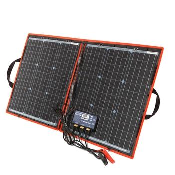 Everything Is Solar™ 80W (40W*2pcs) 18V Flexible Foldable Panel