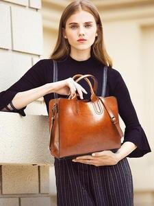 ACELURE кожаные сумки Большая женская сумка Высокое качество повседневные женские сумки багажник тотализатор испанская Фирменная Наплечная С...