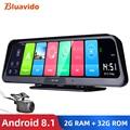 32869557999 - Bluavido 10 IPS coche DVR Cámara GPS 4G Android 8,1 ADAS FHD 1080P cámara de salpicadero lente Dual grabadora de vídeo de coche visión nocturna visión remota