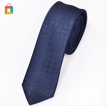 Men's Casual Slim Woven Party Neckties Fashion Plaid Dots Ties for Wedding Business Male Tie Glittery