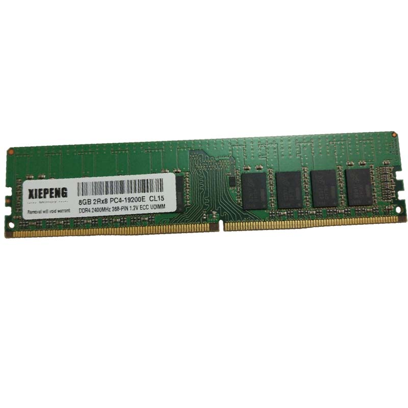 for Dell Precision 3430 3630 7820 Tower <font><b>RAM</b></font> 16GB 2rx8 PC4-21300 2666 MHz ECC Unbuffered 16GB <font><b>32GB</b></font> <font><b>DDR4</b></font> 2400 MHz ECC Memory UDIMM image